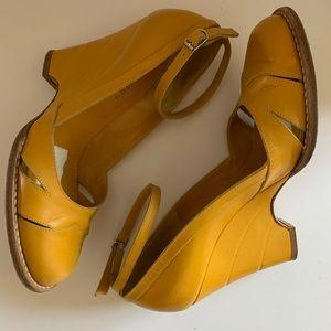 Marc Jacobs Vintage Wedge Sandals, size 36/6